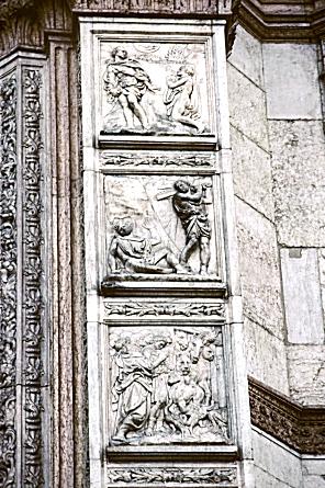 Sistine Chapel Ceiling God