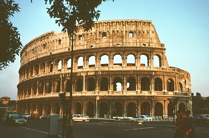 Images of the Colosseum, Rome, 72-80 CE. Digital Imaging ... | 816 x 540 jpeg 348kB