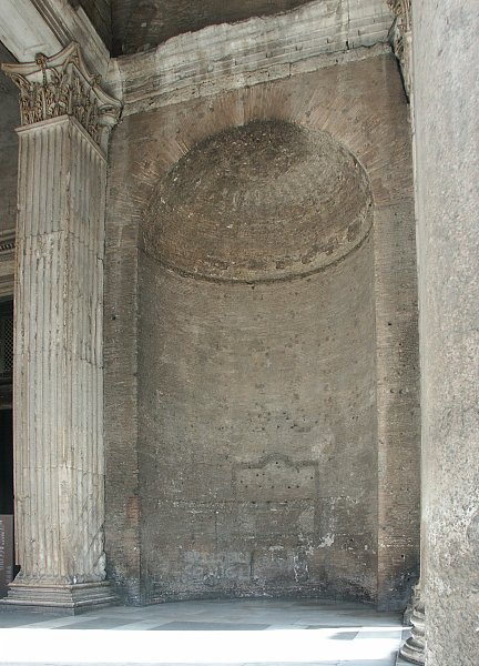 Images Of The Pantheon 125 28 C E Rome