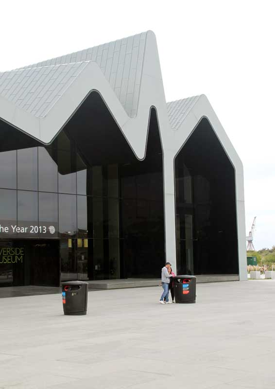 Images Of The Riverside Museum Museum Of Transport By