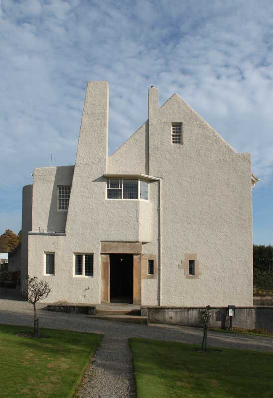 Images Of Hill House By Charles Rennie Mackintosh