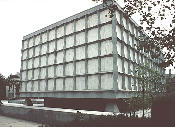 Images Of Beinecke Rare Book Library Yale University New