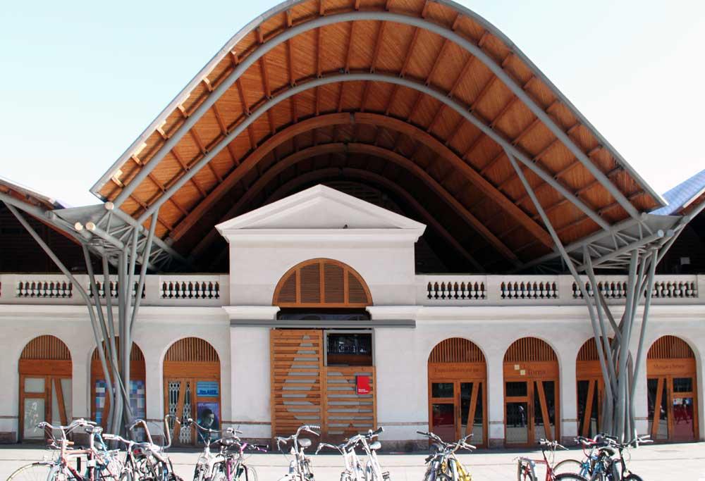 Santa Caterina Market Redevelopment Reforma Mercat De