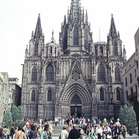 Barcelona, vluchten boeken