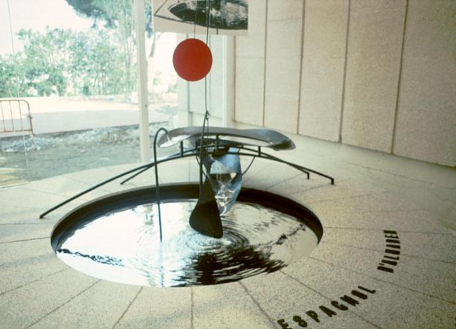 Mercury fountain   Sculptures and ceramics   Catalog of works ...