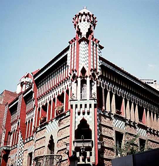 Gaudijeva arhitektura - Page 2 Corner