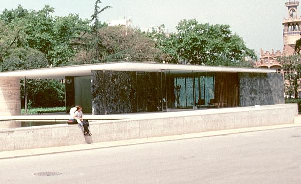 Pavillon Mies van der Rohe  Visit Barcelona