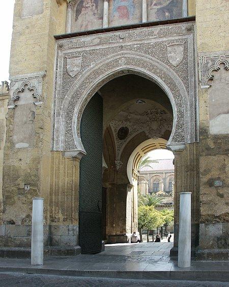 Images Of The Mezquita Cordoba Spain