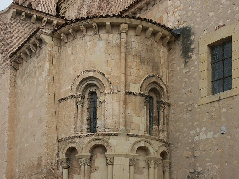 gothic and romanesque cathedrals essay Development of gothic architecture in relationship to medieval society  we will  write a custom essay sample on  been used for worship the ones built in the  roman or romanesque style, with round arched roofs, became too small.