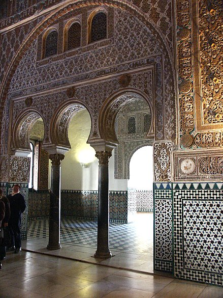Images Of The Alcazar Seville Spain