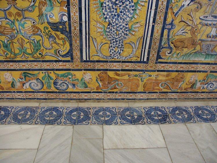 Images Of The Alcazar Seville Spain