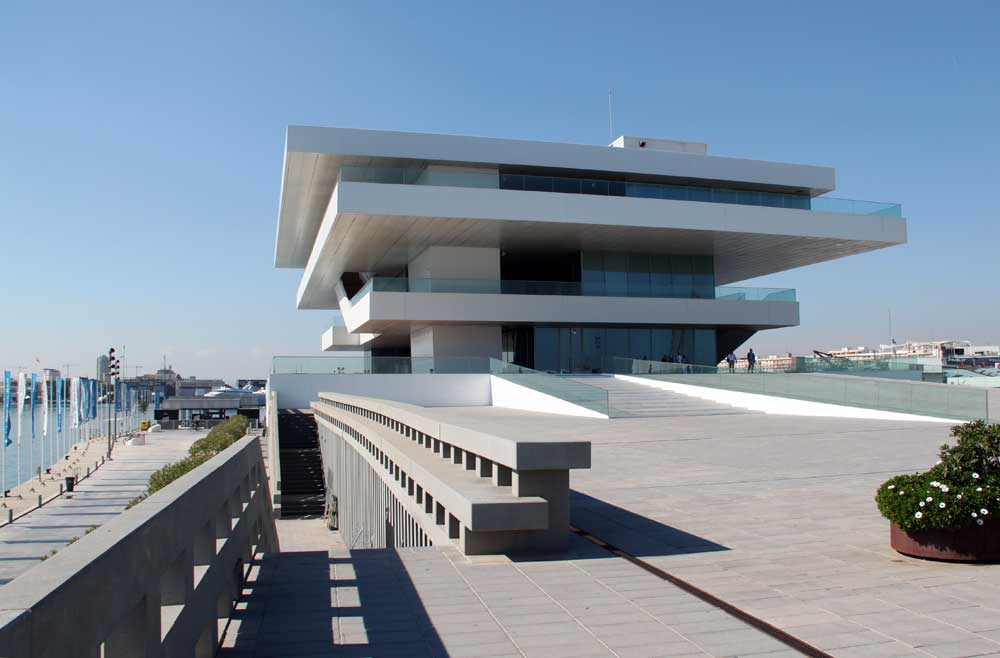 Valencia Building  East