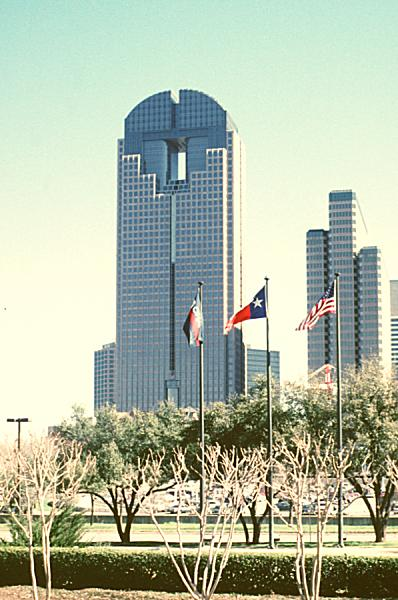 Images Of Chase Tower Dallas By Som