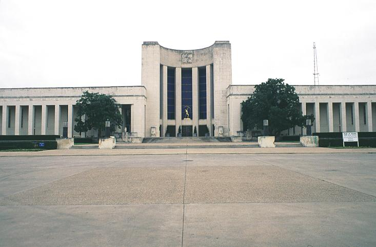 Images of the hall of state fair park dallas for Case building dallas