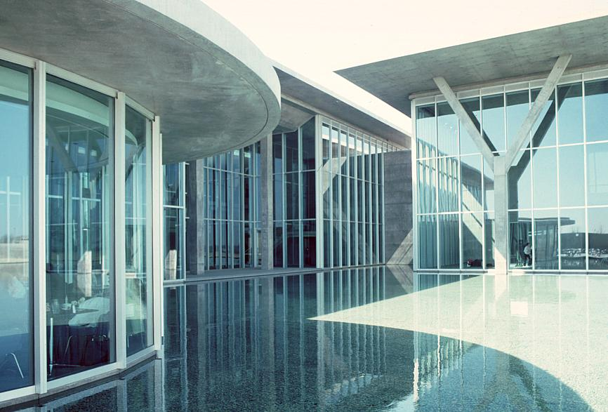 Images Of The Modern Art Museum Of Fort Worth By Tadao Ando