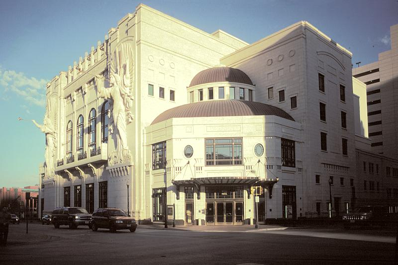 Image result for The Nancy Lee and Perry R. Bass Performance Hall