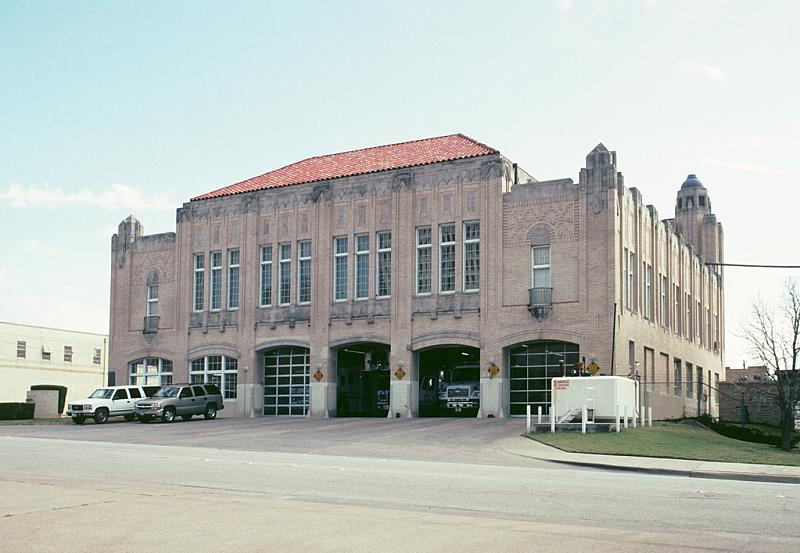 Images Of Central Fire Station Headquarters Fort Worth