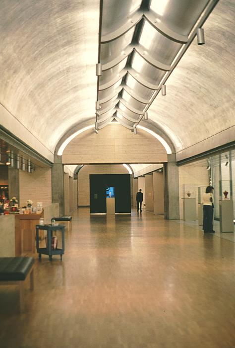 Images Of The Kimbell Art Museum Fort Worth By Louis Kahn