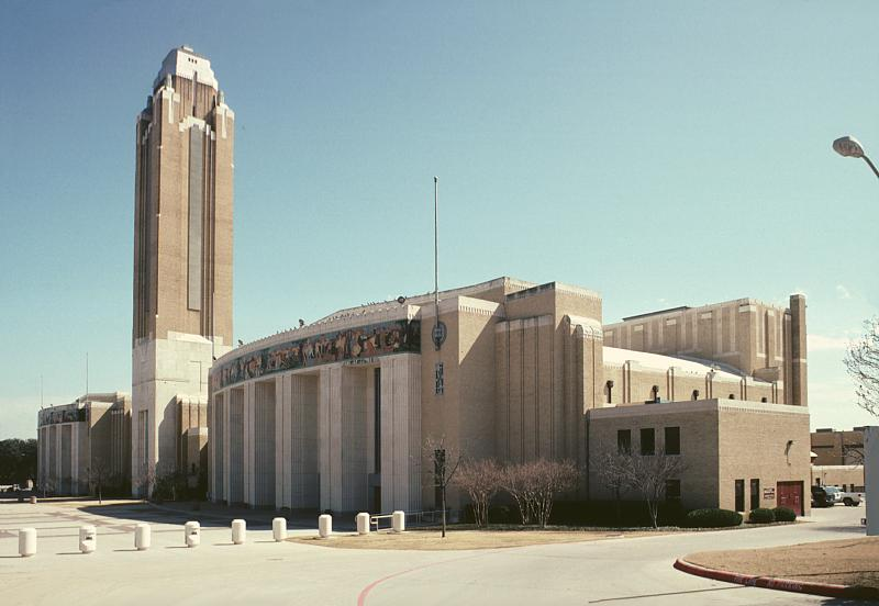 Images Of Will Rogers Memorial Auditorium Coliseum And