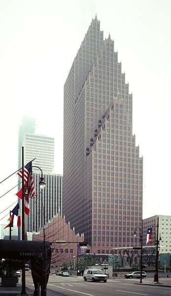 Images of the Republic Bank Center (Bank of America Center ...