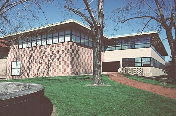 Images Of Addition To Allen Memorial Art Museum Oberlin