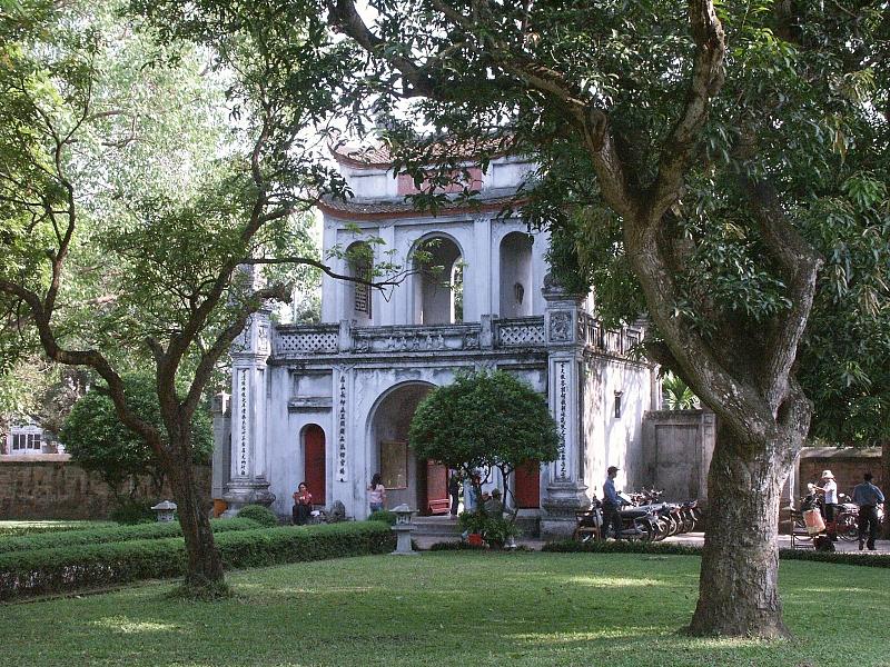 Temple of Literature in Hanoi - Hanoi Attractions