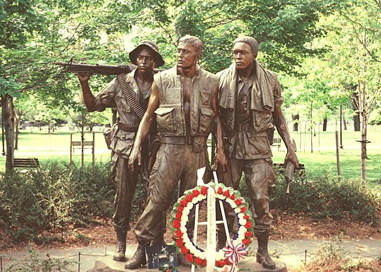 Albertis Window Vietnam War Memorial