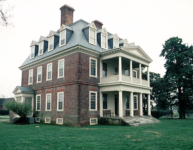 Shirley Plantation Charles City Virginia
