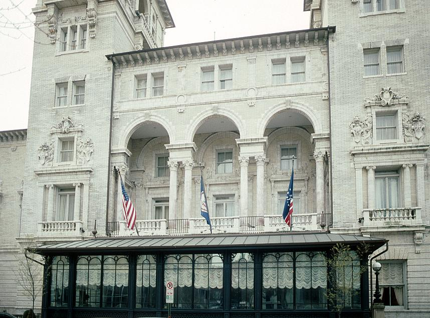 Images of the Jefferson Hotel, Richmond, Virginia by Carrere