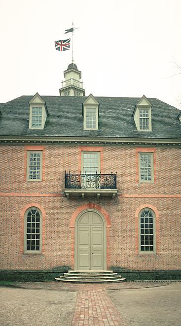 Capitol Williamsburg Virginia