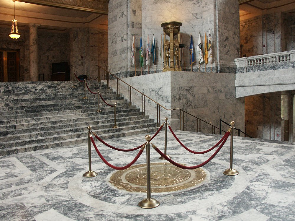 Images Of Washington State Capitol By Wilder And White