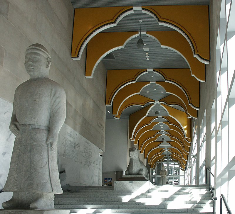 Images of the Seattle Art Museum, Seattle, Washington by
