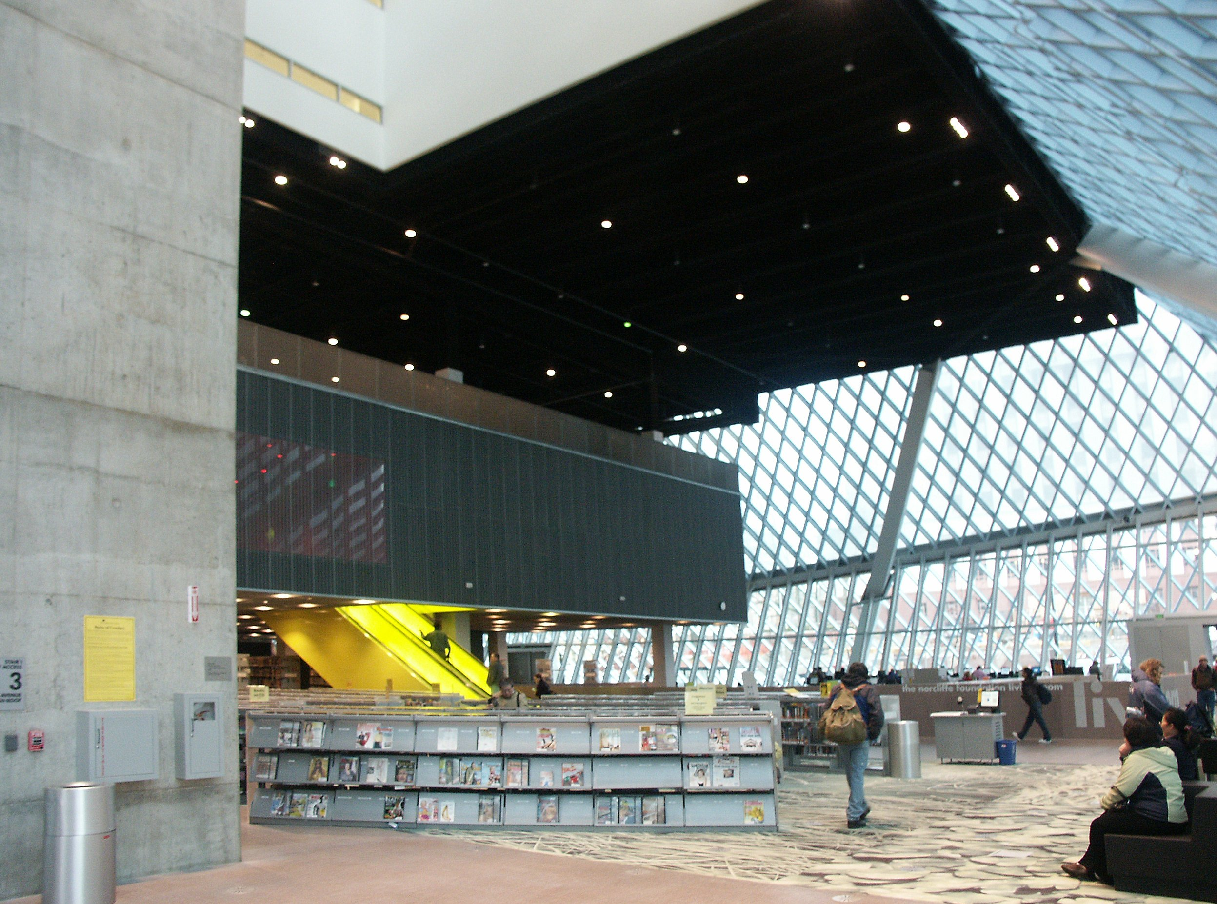 Meeting Rooms Seattle Public Library