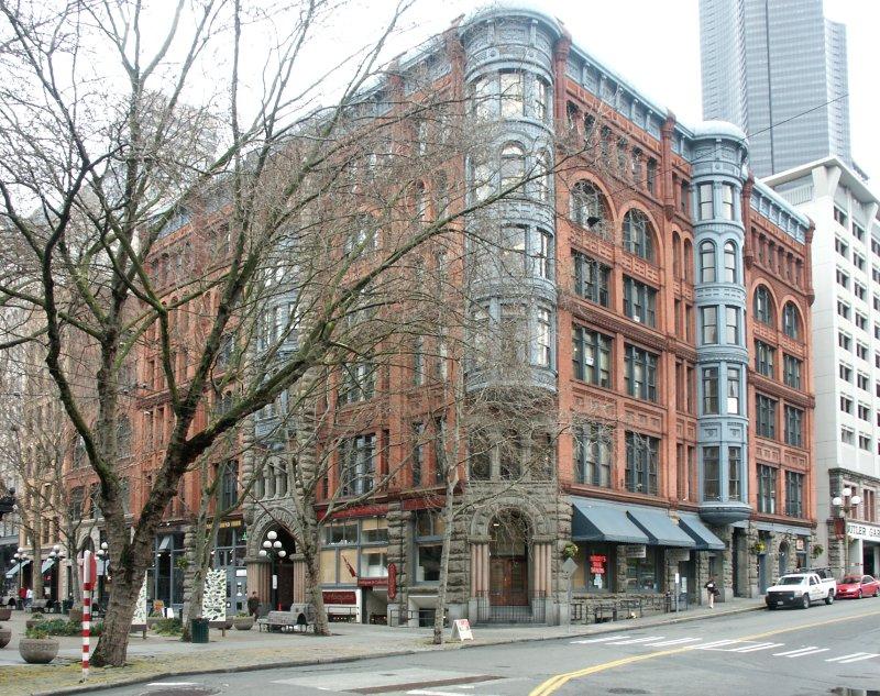 Pioneer Building, The (Seattle) - HistoryLink.org