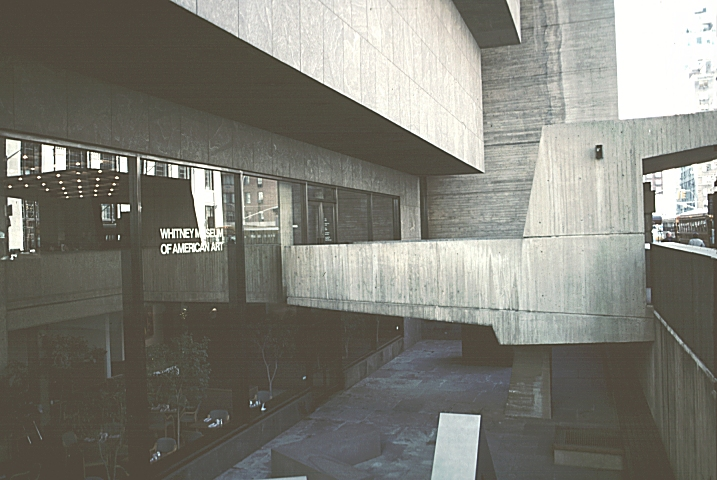 Images Of The Whitney Museum Of American Art By Marcel