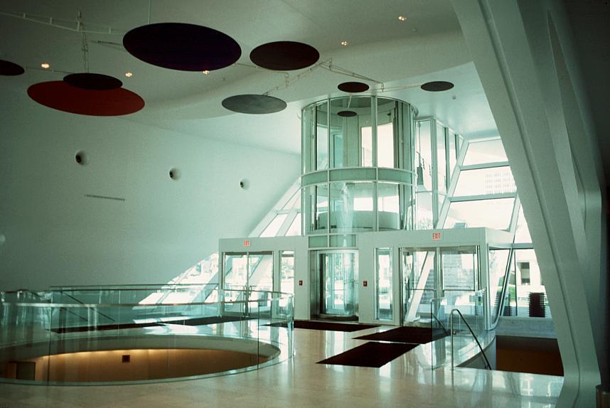 Quadracci Pavilion Milwaukee Art Museum By Santiago Calatrava