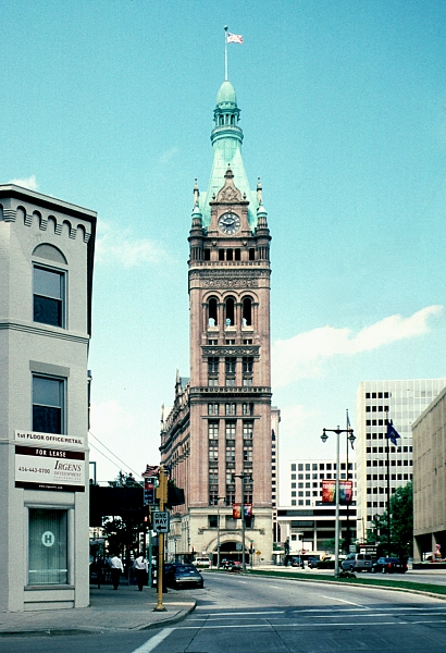 Images Of Milwaukee City Hall By H C Koch And Company