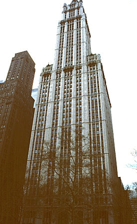 images of the woolworth building new york city by cass gilbert