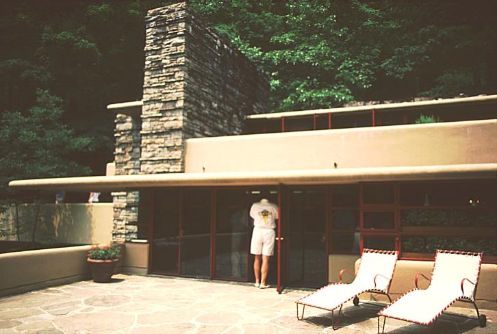 Edgar kaufmann house