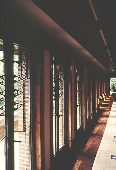 Robie House. Frank Lloyd Wright